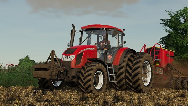 Photo of FS19 – Zetor Forterra HD Traktör Modu V1.1