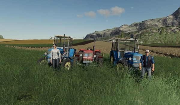 Photo of FS19 – Zetor UR1 Paketi