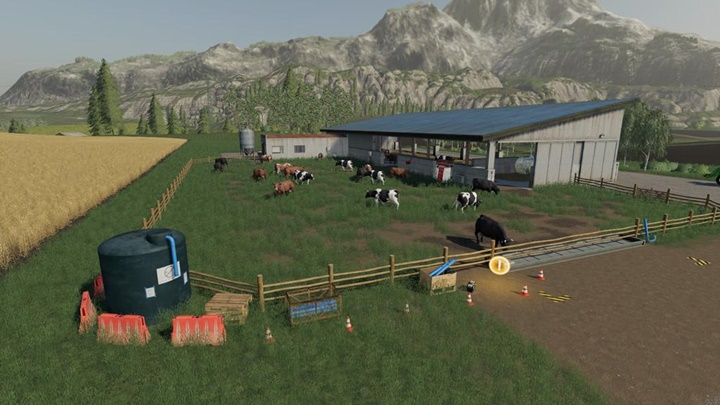 Photo of FS19 – İnek Ahırı V1.1