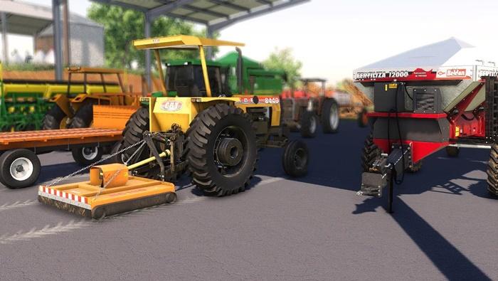 Photo of FS19 – CBT 8060 Traktör Modu V2