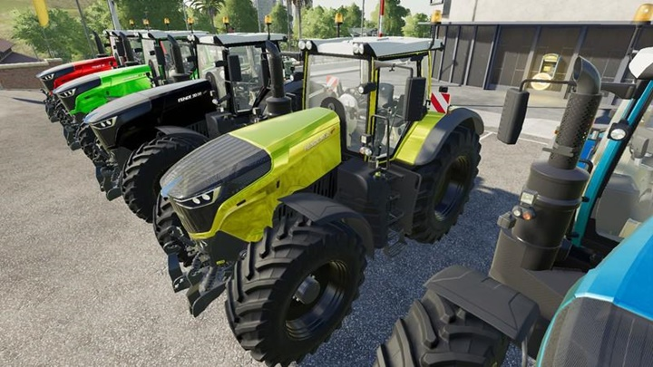 Photo of FS19 – Fendt 1000 Vario Modifiyeli Traktör V1.2.5