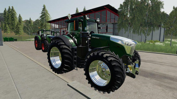 Photo of FS19 – Fendt 1000 Vario Traktör Modu