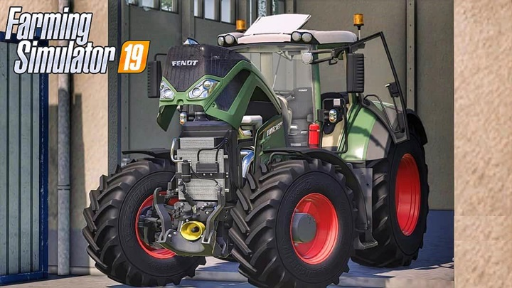 Photo of FS19 – Fendt 900 Vario S4 Serisi
