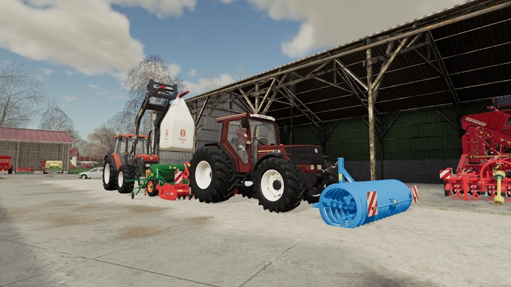 Photo of FS19 – Fiat F130 Traktör Modu V3.1