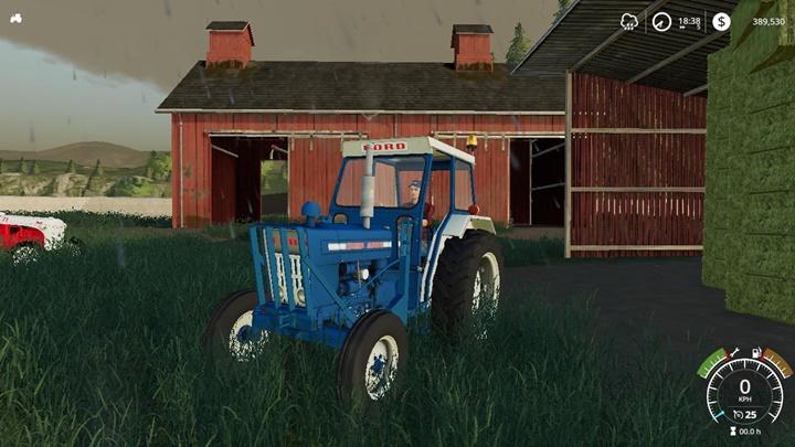 Photo of FS19 – Ford 4000 Traktör Modu Wip