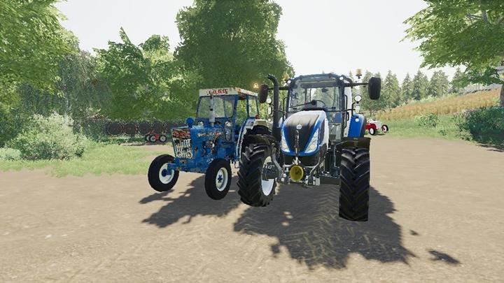 Photo of FS19 – Ford 4000 Traktör Modu