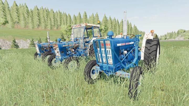Photo of FS19 – Ford 5000 Traktör Modu
