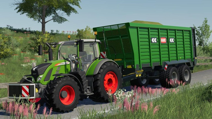 Photo of FS19 – Hawe SLW 45 TN Römork V1.0.0.3