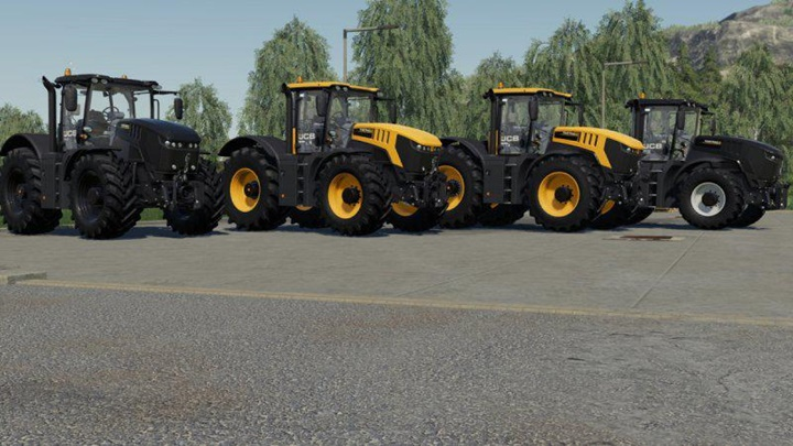 Photo of FS19 – JCB Fastrac 8000 Serisi