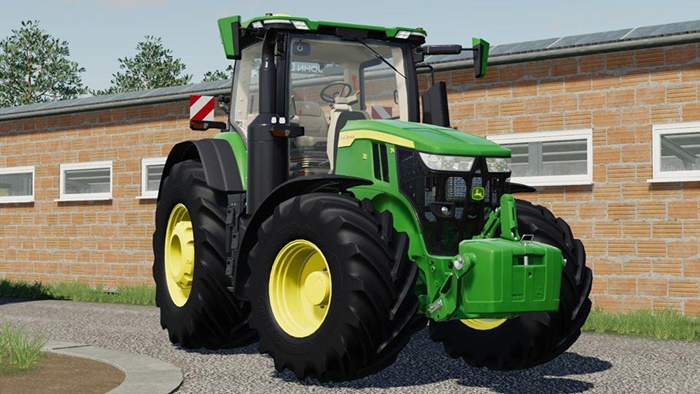 Photo of FS19 – John Deere 7R 2020 Traktör Modu