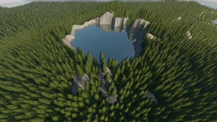 Photo of FS19 – Krater Gölü Haritası
