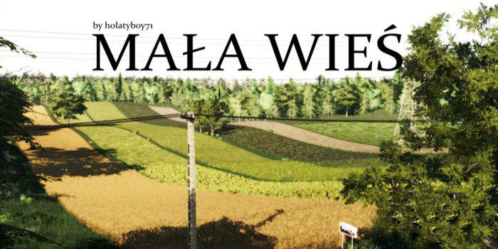 Photo of FS19 – Mala Wies Köy Haritası