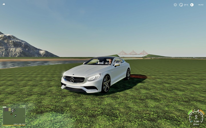 Photo of FS19 – Mercedes S500 Coupe Araba Modu