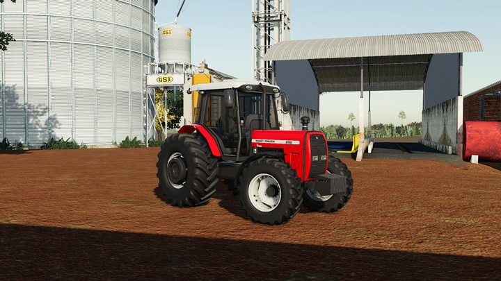 Photo of FS19 – Massey Ferguson 292 Traktör Modu