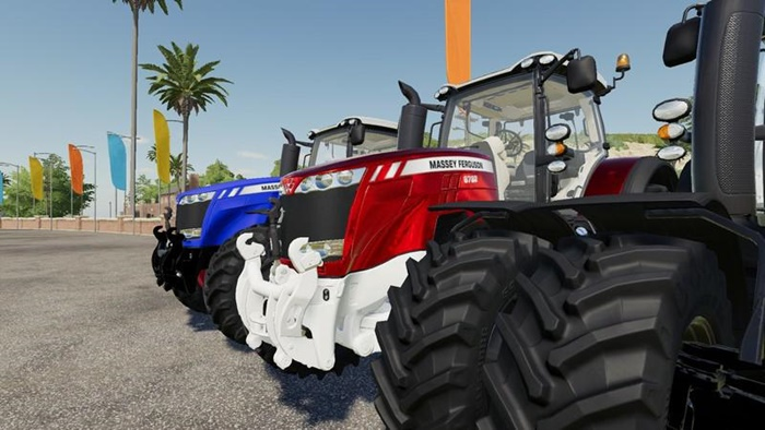Photo of FS19 – Massey Ferguson 8700 Modifiyeli Traktör Modu