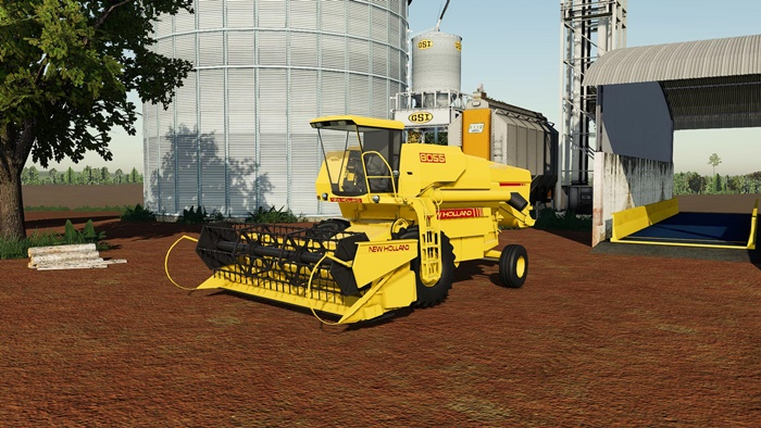 Photo of FS19 – New Holland 8055 + Kesici