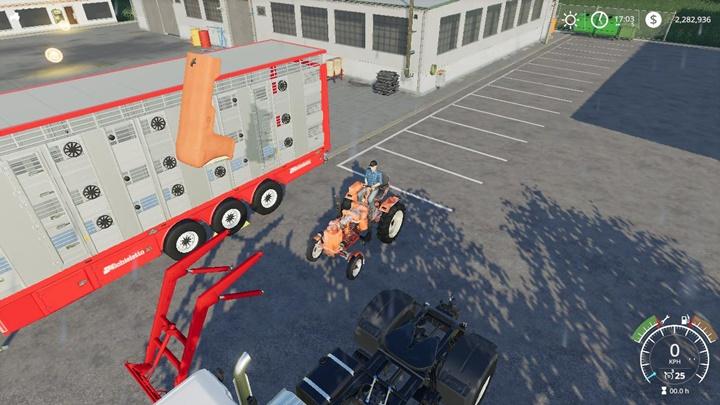 Photo of FS19 – Wladimirec T25 Traktör Modu