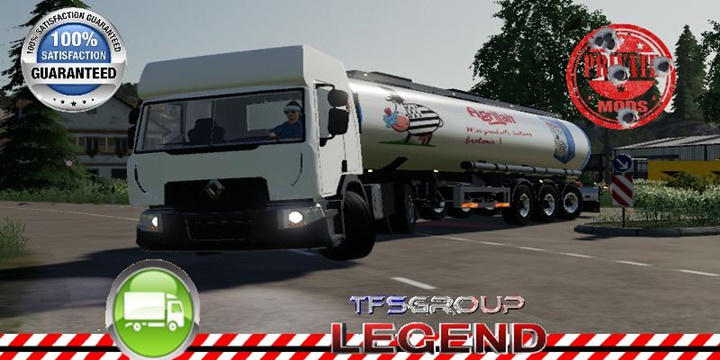 Photo of FS19 – Renault C 330 Kamyon Modu