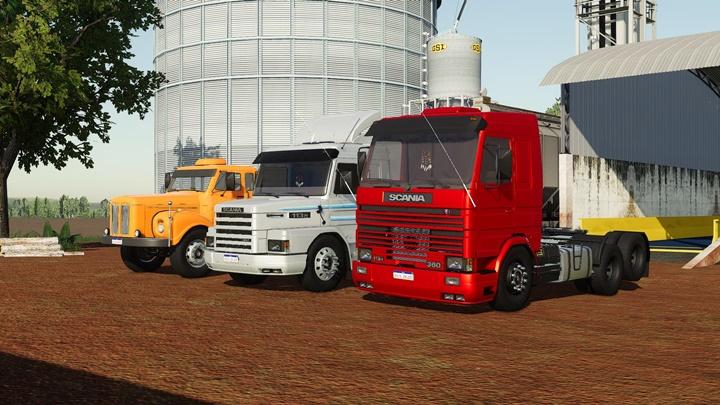 Photo of FS19 – Scania Tır Paketi