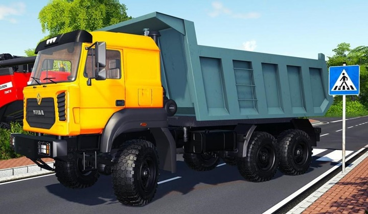 Photo of FS19 – Ural 6370K Savok Kamyon Modu