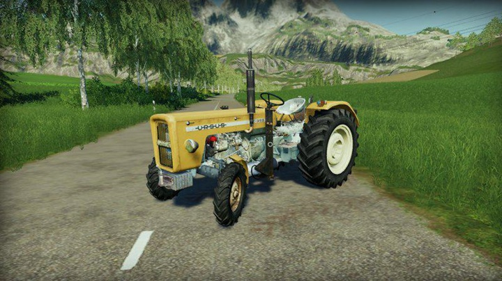 Photo of FS19 – Ursus C355 Traktör Modu