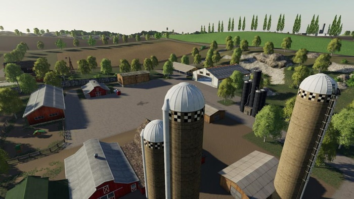 Photo of FS19 – Westbridge Hills Çiftlik Haritası V1.0.0.3