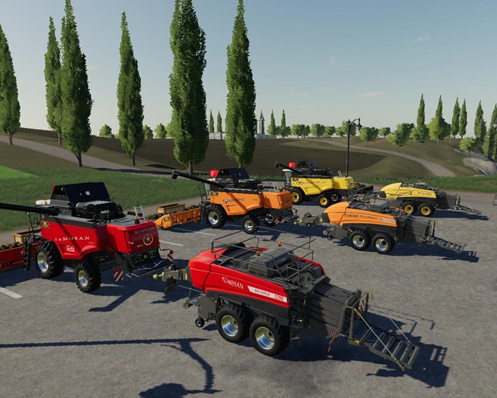 Photo of FS19 – Biçerdöver Serisi Activa Paketi V2