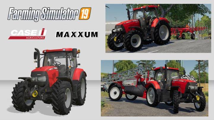 Photo of FS19 – Case Maxxum 110-140 Traktör Modu
