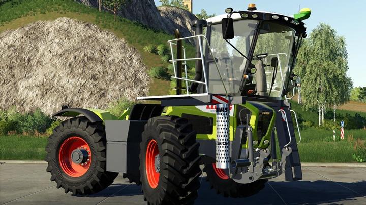 Photo of FS19 – Claas Xerion 3800 Traktör Modu V2