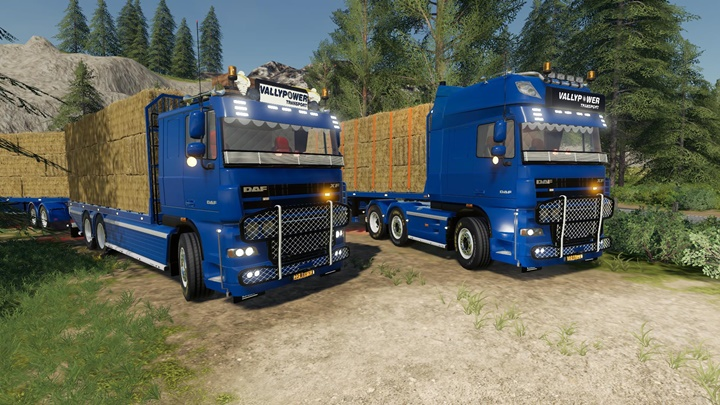 Photo of FS19 – Daf Xf 105 Kamyon Modu V2.0