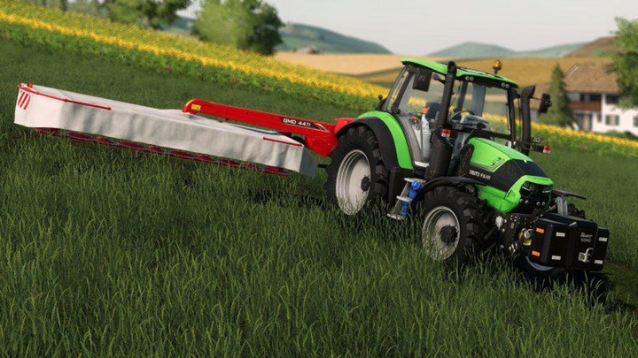 Photo of FS19 – Deutz-Fahr 6120-6160 Traktör Modu