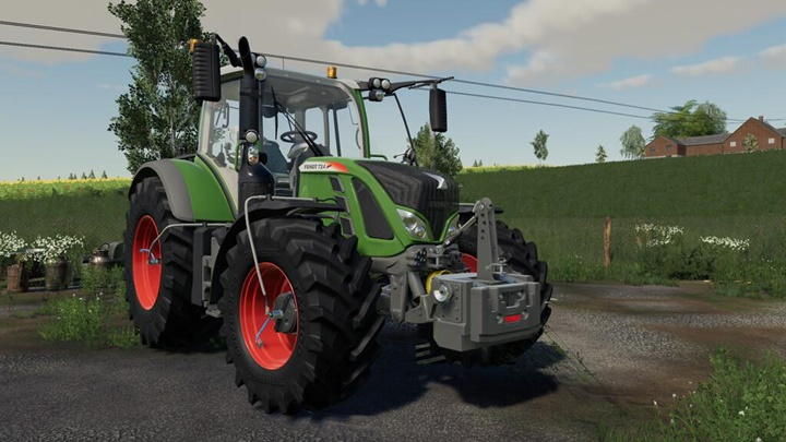 Photo of FS19 – Fendt 700 Vario SCR Traktör Modu