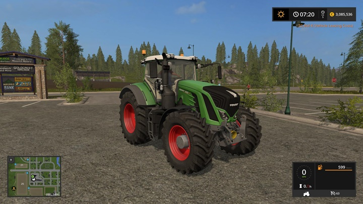 Photo of FS17 – Fendt 900 Vario S4 Traktör Modu V3