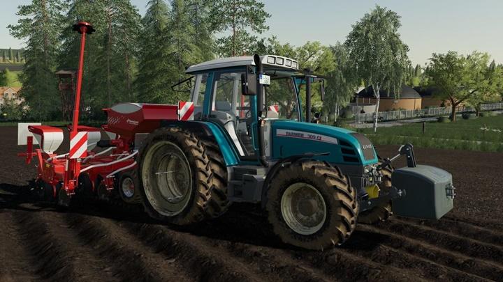 Photo of FS19 – Fendt Farmer 300Ci Traktör Modu