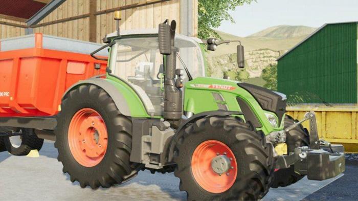 Photo of FS19 – Fendt Vario 700 S5 Traktör Modu