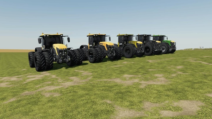Photo of FS19 – JCB Fastrac 4220 Xtra Traktör Modu