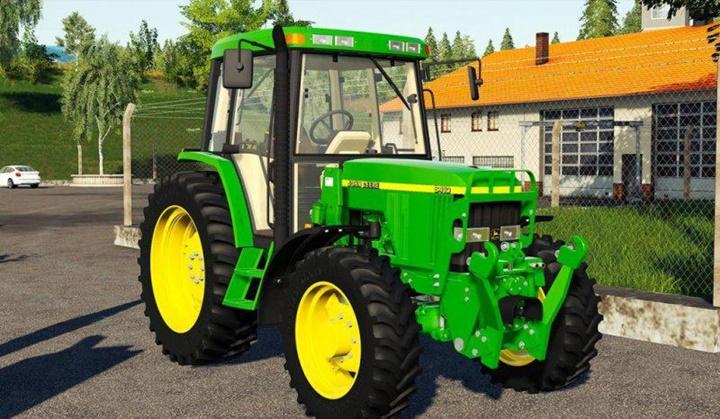 Photo of FS19 – John Deere 6010 Traktör Modu