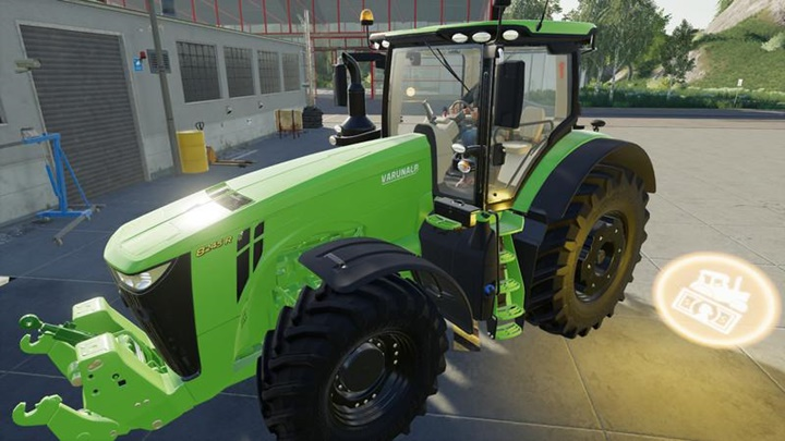 Photo of FS19 – John Deere 8R Traktör Modu V1.0.0.1