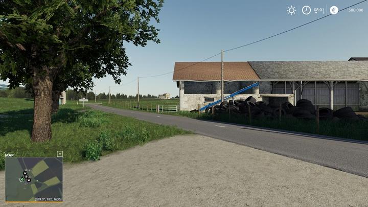 Photo of FS19 – La Petite Somme Köy Haritası V1.1