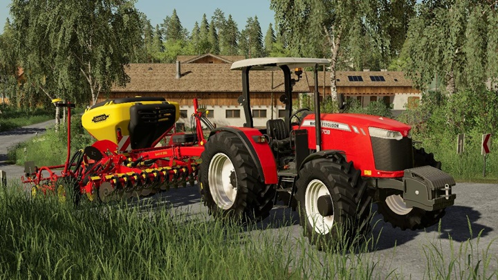 Photo of FS19 – Massey Ferguson 4709 Traktör Modu