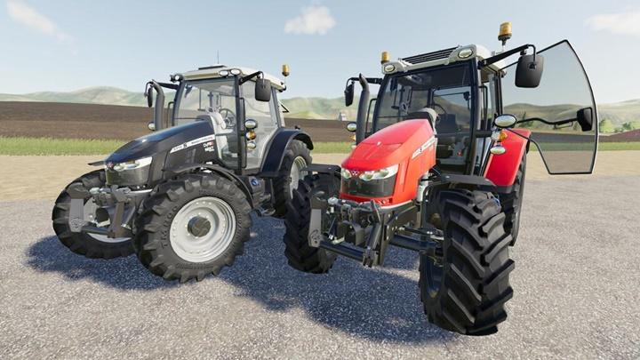 Photo of FS19 – Massey Ferguson 5700S Traktör Modu