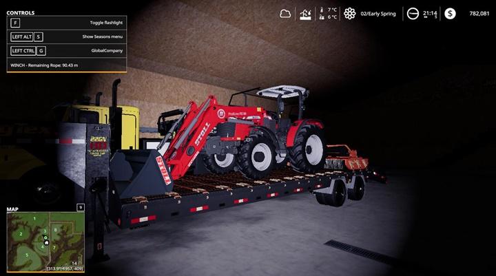 Photo of FS19 – Massey Ferguson 4700 Traktör Modu