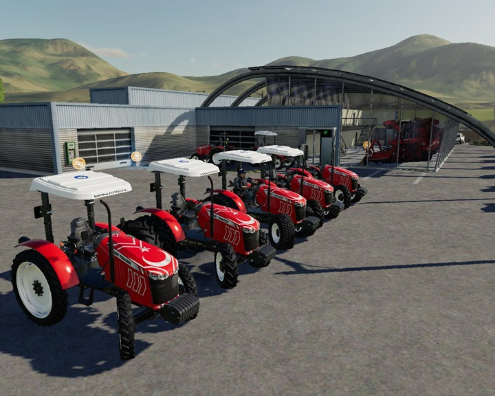 Photo of FS19 – Massey Ferguson 4200 Traktör V1.5