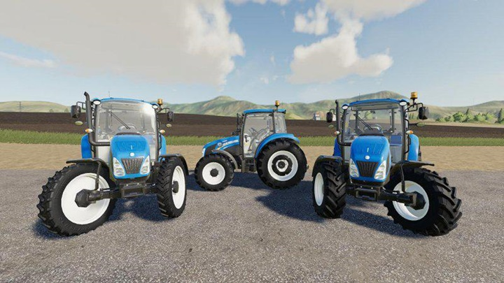 Photo of FS19 – New Holland T4 Traktör Modu