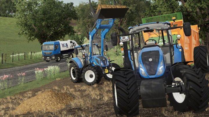 Photo of FS19 – New Holland T5 Traktör Modu