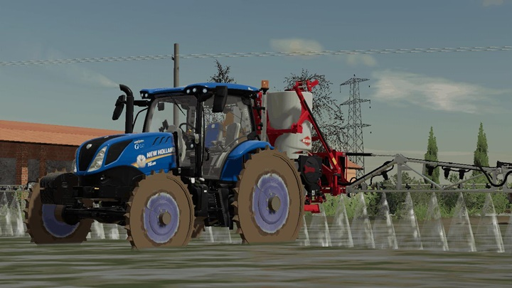 Photo of FS19 – New Holland T6 Riso Traktör Modu