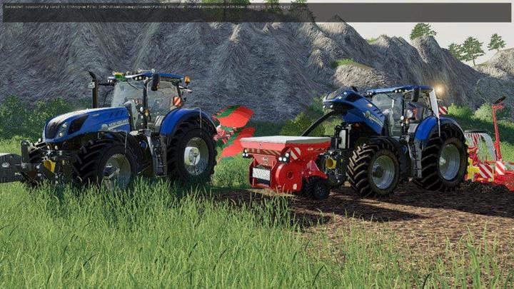 Photo of FS19 – New Holland T7 HD Traktör Modu