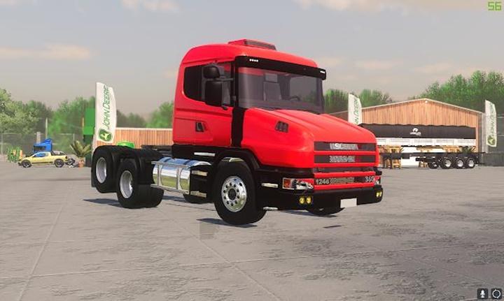 Photo of FS19 – Scania 124 Tır Modu