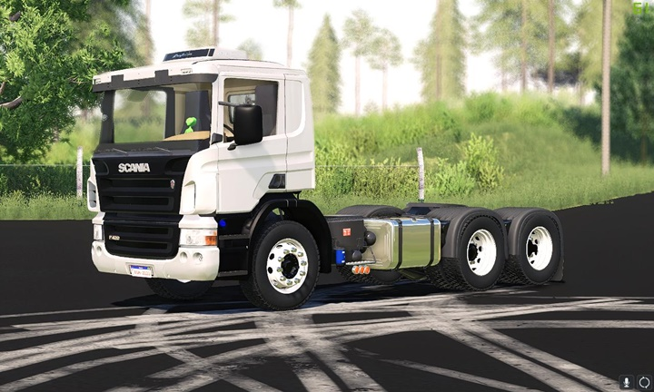 Photo of FS19 – Scania P420