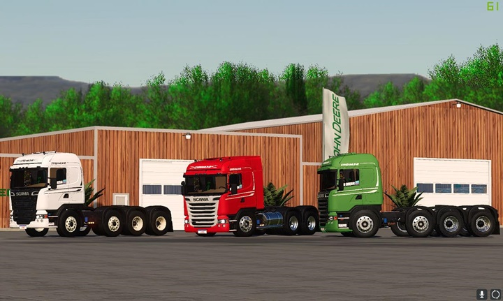 Photo of FS19 – Scania Streamline AFBR Tır Modu V2